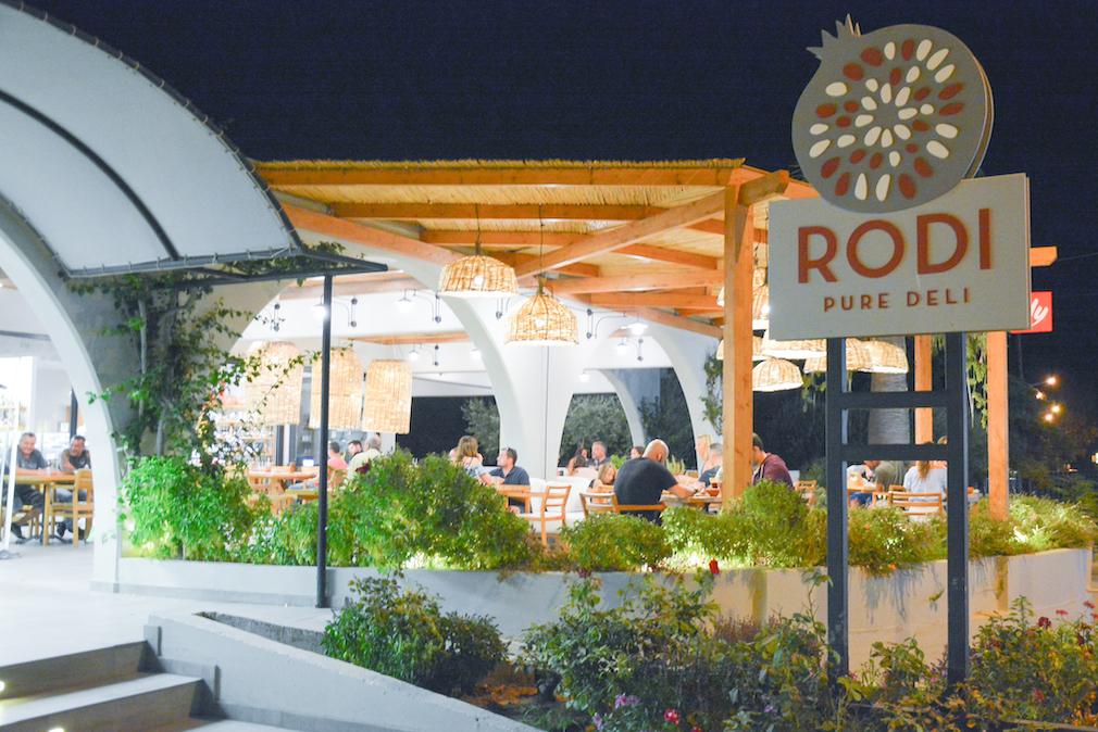 Rodi Pure Deli Restaurant